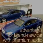 純正高音質カーオーディオ装着車を新車で買う3つのメリット