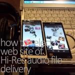 ハイレゾ音源がダウンロードできるおすすめ配信サイトと4つの注意点