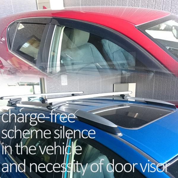 ¥0で車内を静音化する方法のイメージ